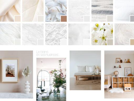 Planche couleurs / Kaolin