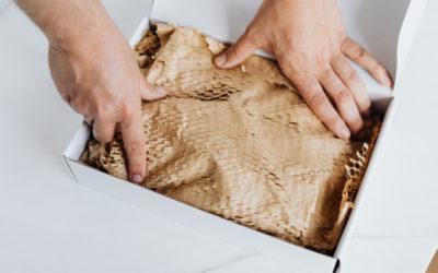 Et si on se mettait à l'emballage éco-responsable ? 3 alternatives écologiques selon Madame M