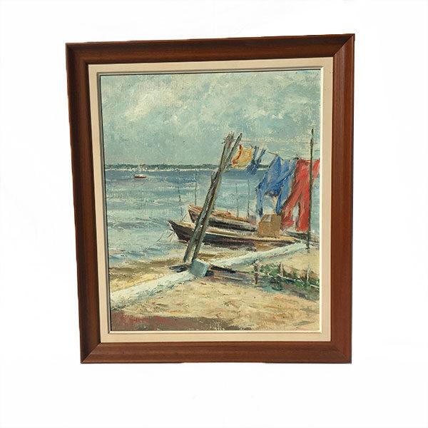 Peinture Marine décoration disponible sur le eshop de Madame M