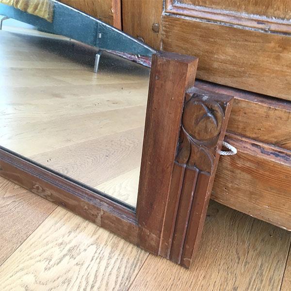 Miroir long style Art déco - Brocante Eshop de Madame M